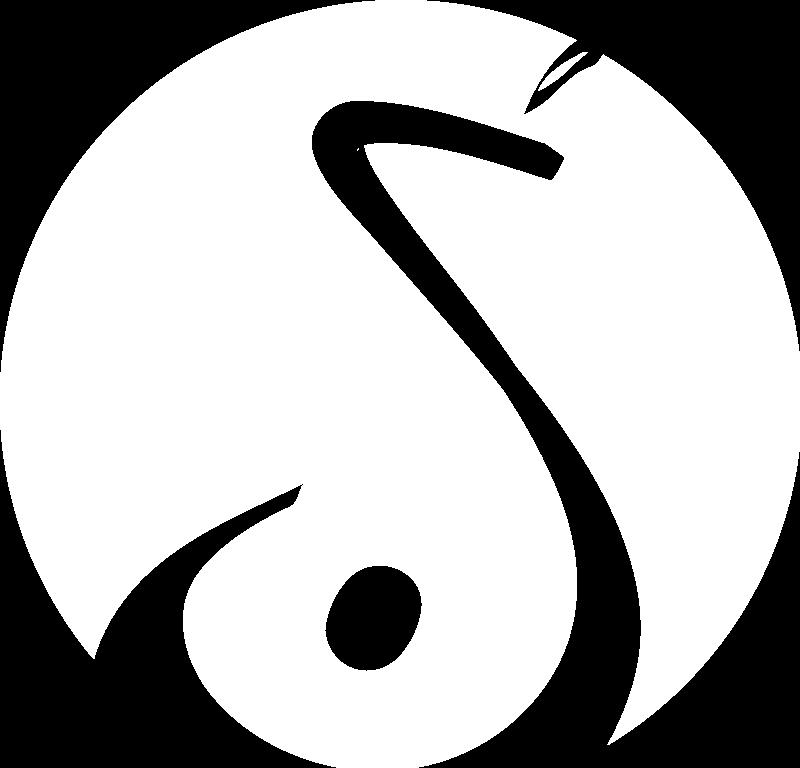 julien mage logo blanc