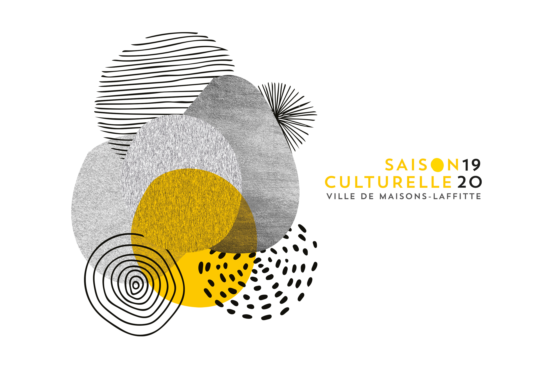 Maisons-Laffitte Saison Culturelle 2019-2020 logo