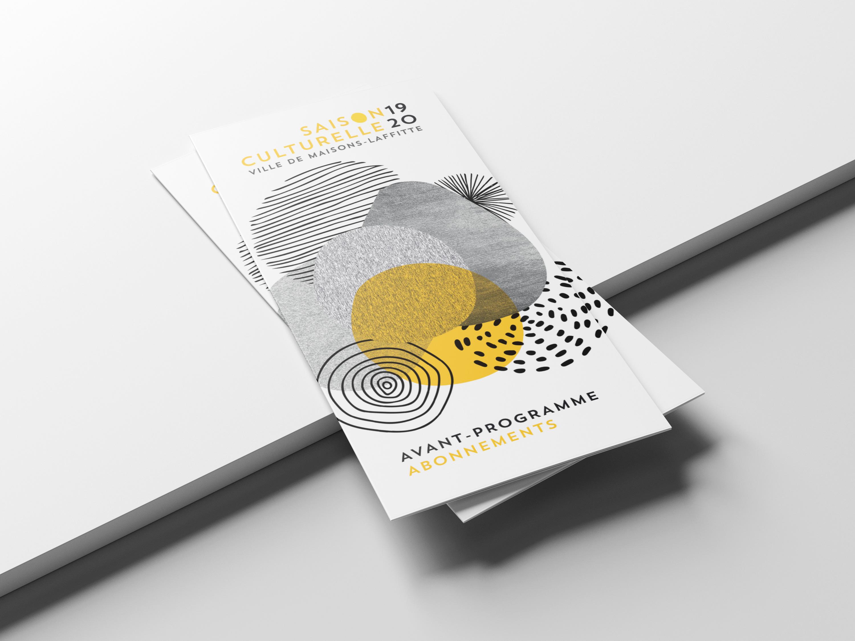 Maisons-Laffitte Saison Culturelle 2019-2020 Avant programme