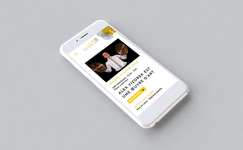 Maisons-Laffitte Saison Culturelle 2019-2020 Avant mobile