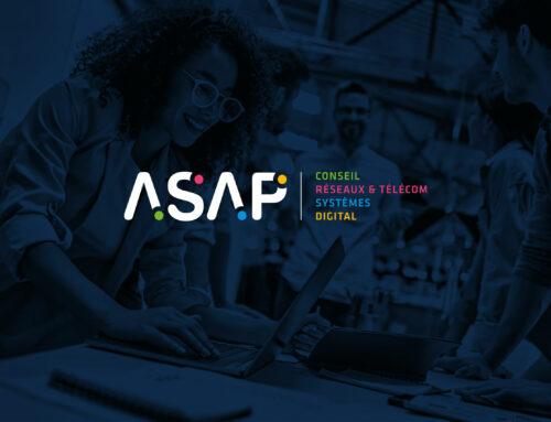 Identité visuelle // Asap Technologies