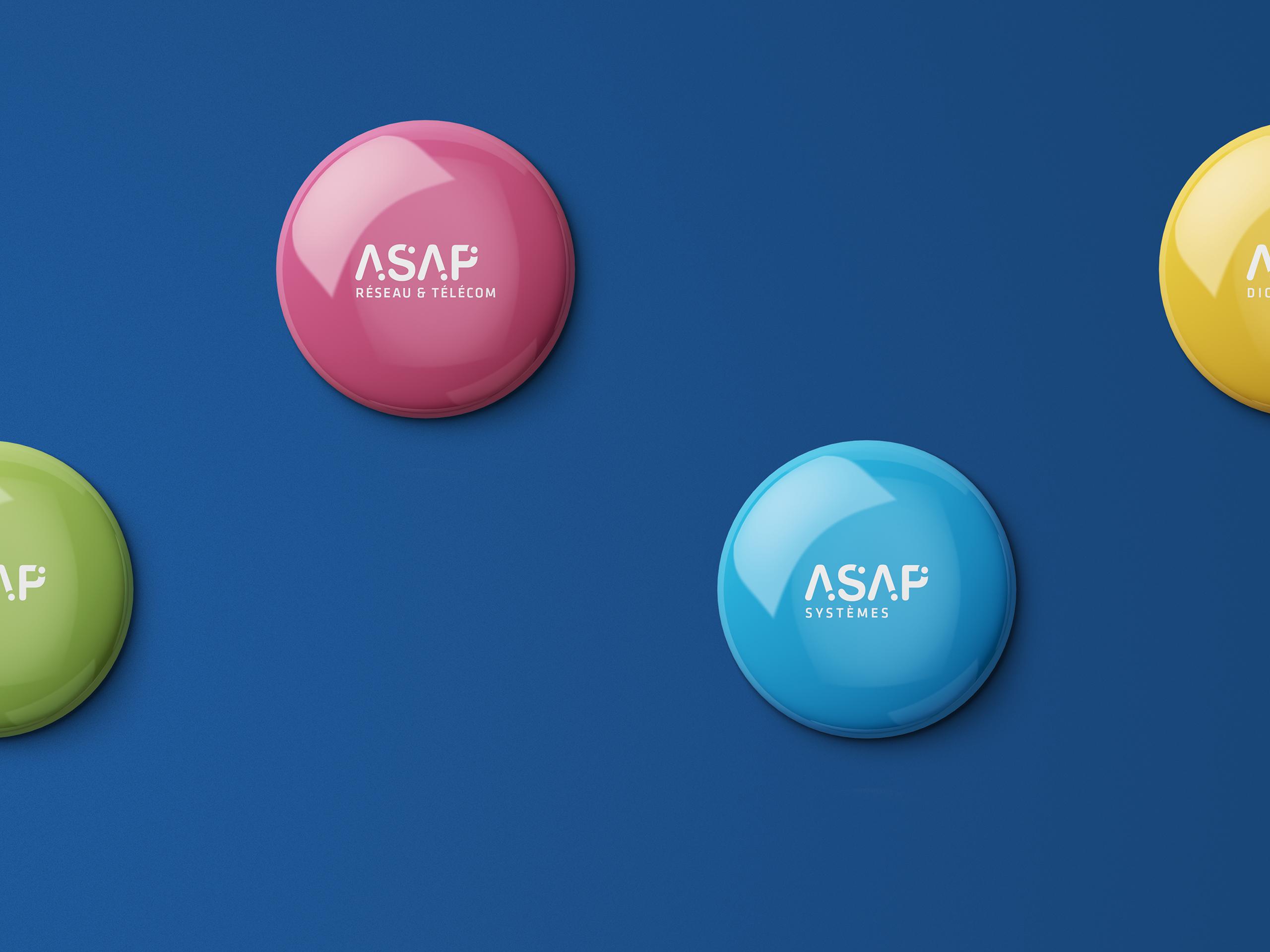 Asap Badges
