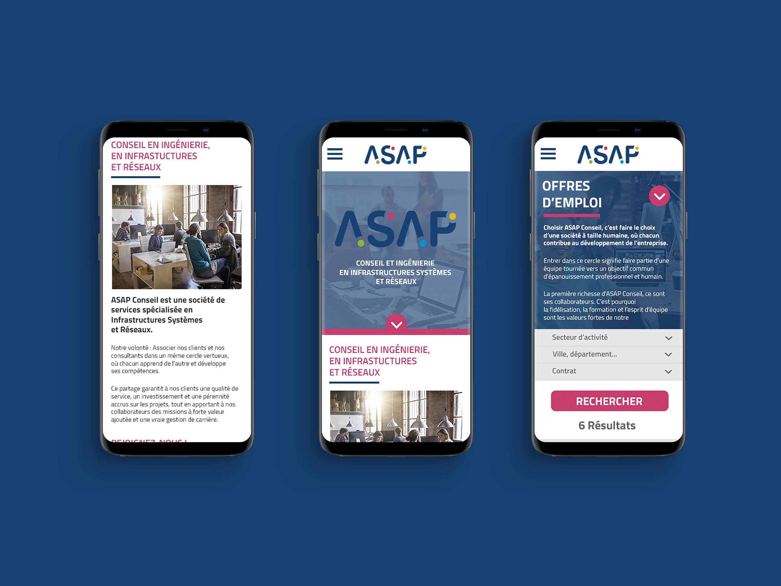 Asap Mobile
