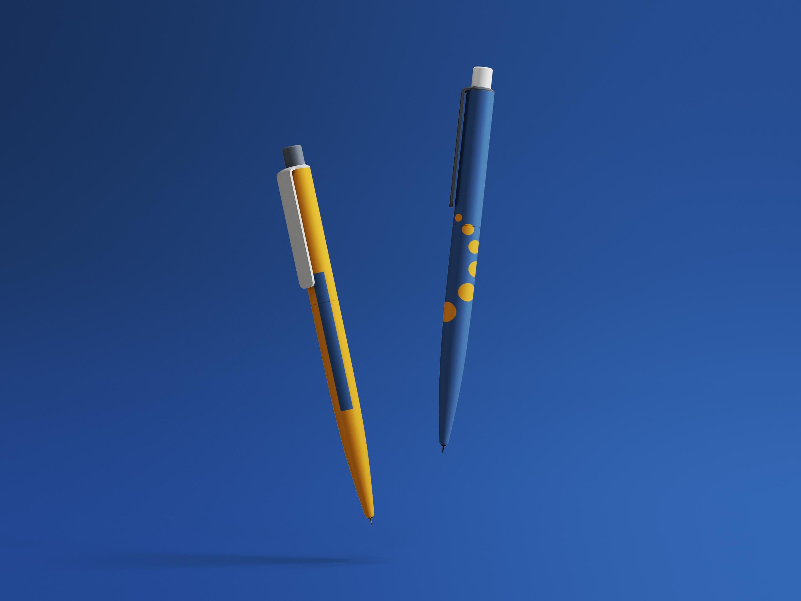 Conformat stylos