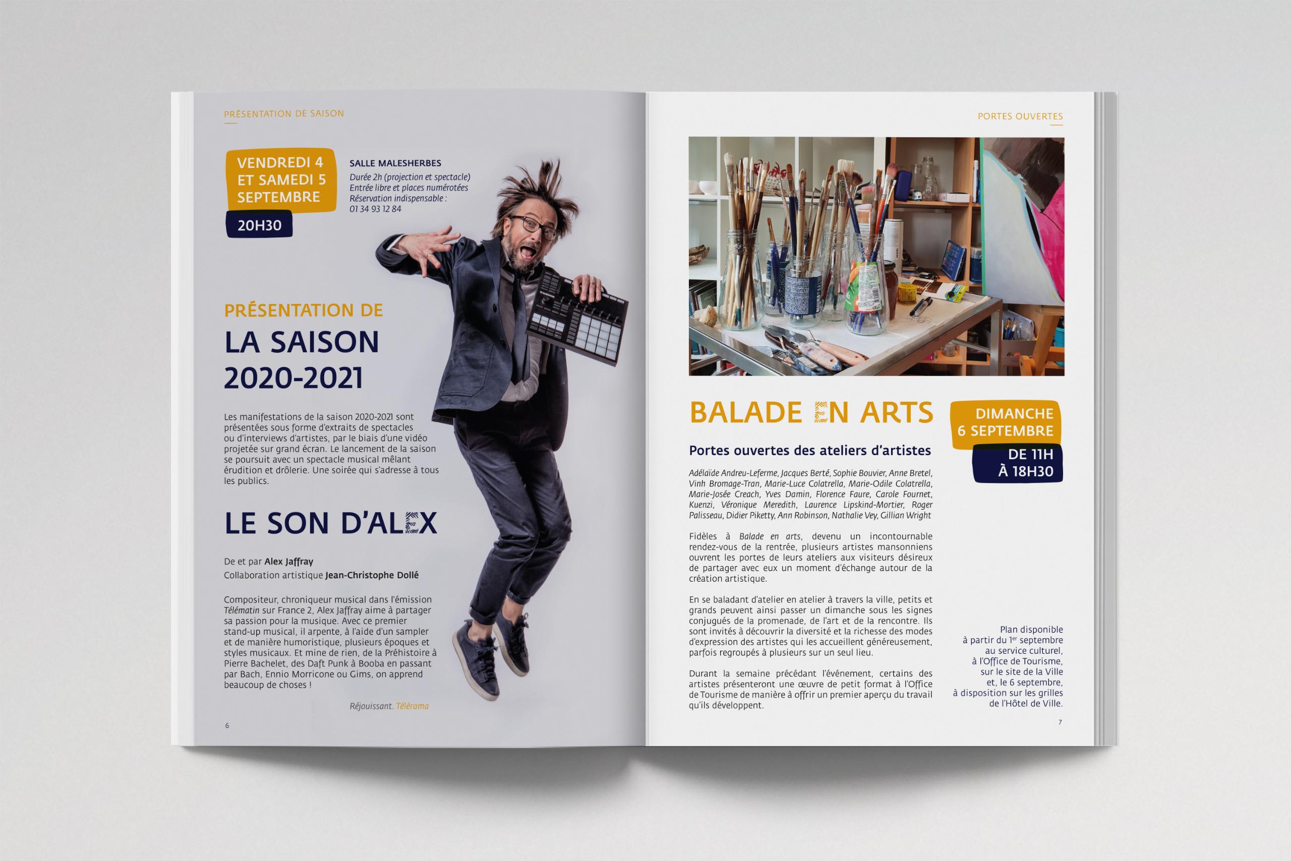 Saison culturelle 2020-2021 Maisons-Laffitte prog