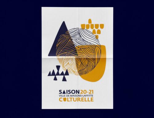 Saison Culturelle 2020-2021 // Maisons-Laffitte
