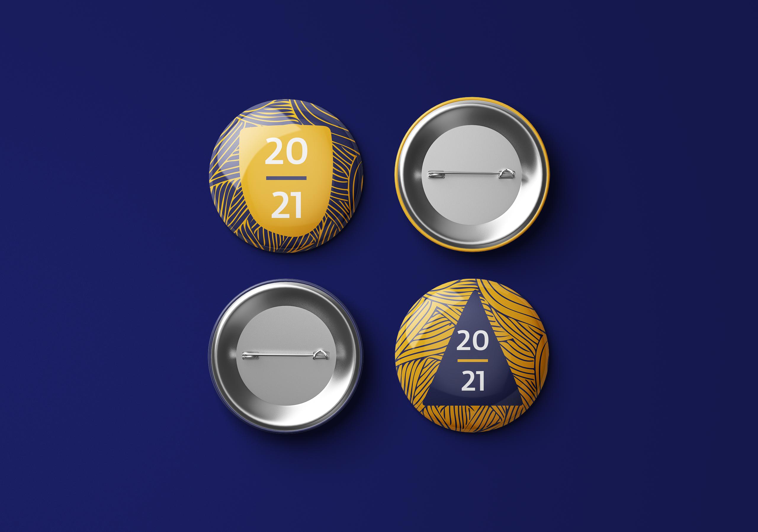 Saison culturelle 2020-2021 Maisons-Laffitte badges
