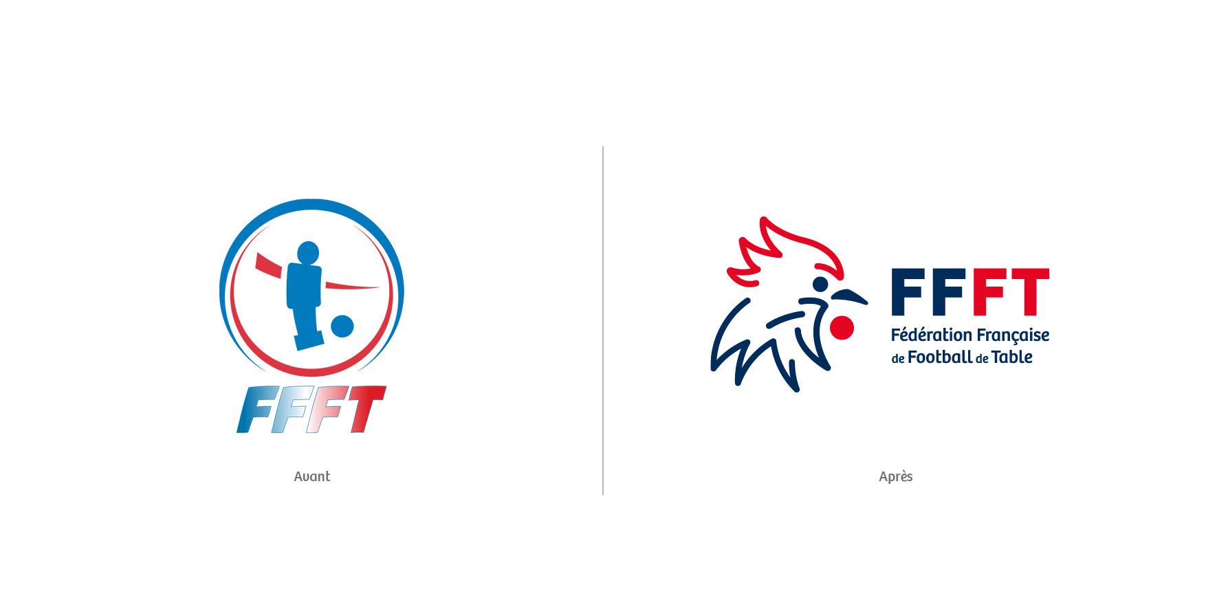 Ffft logotype Avant après