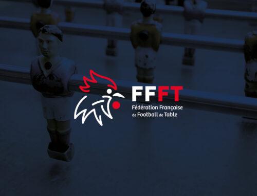 Identité visuelle // Fédération Française de Football de Table