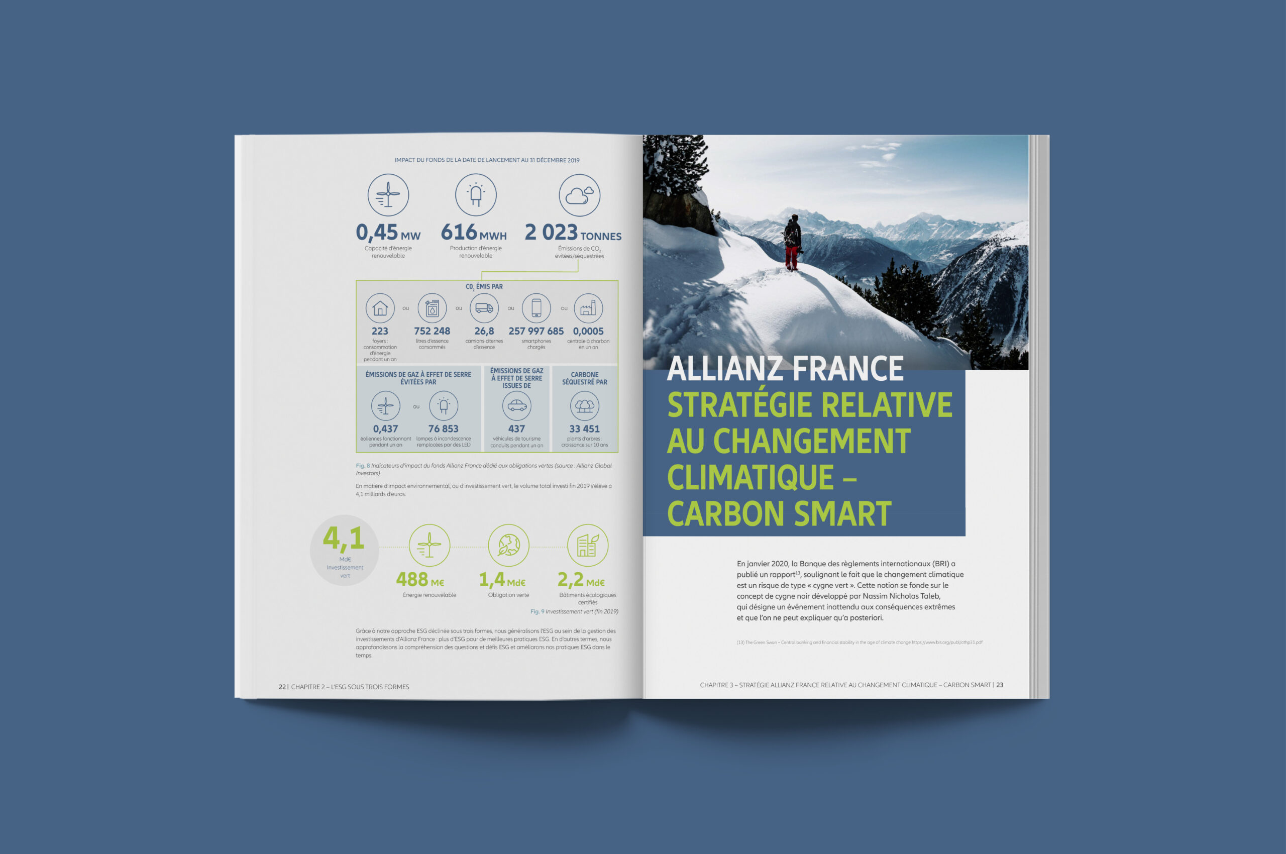 Rapport investissement durable allianz 6