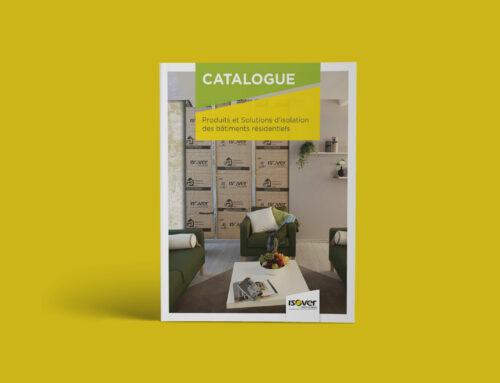 Catalogue produits // Isover